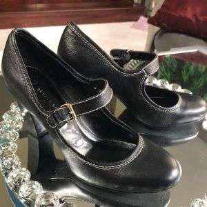 BEAUTIFUL~ AUDREY BROOKE MARYJANE SHOES